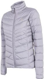 4F Womens Jacket H4Z20-KUDP003-27M Grey L