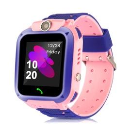 Умные часы Bemi K1 See My Kid, розовый/фиолетовый