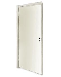 Durvju vertikāle 2100mm kārbai balta 2gb (Viljandi)