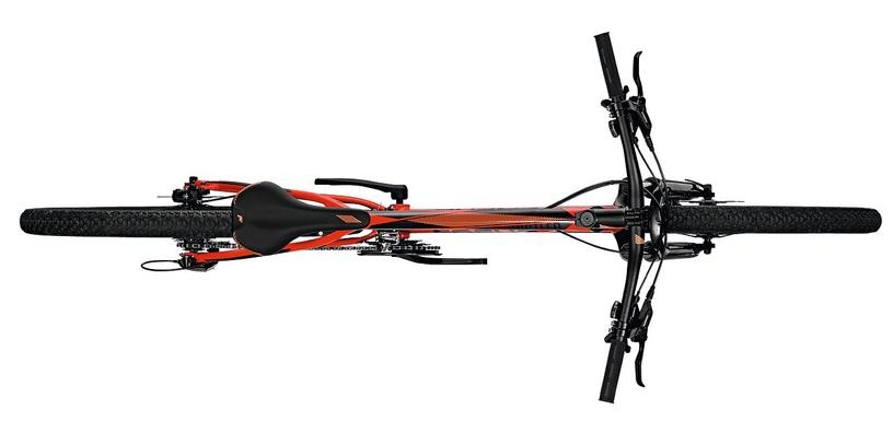 "Velosipēds Focus Whistler Elite 52cm 29"" Red 18"