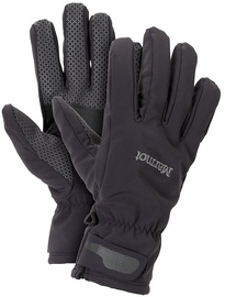Marmot Gloves Glide Softshell Black XL