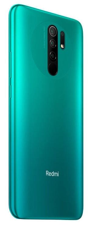 Mobilais telefons Xiaomi Redmi 9, zaļa, 4GB/64GB