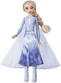 Lelle Hasbro Disney Frozen Elsa Magic Dress E7000