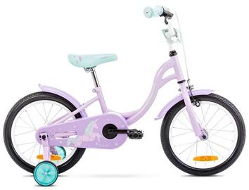 Детский велосипед Romet Tola 2116056, синий/розовый, 12″