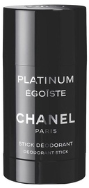 Дезодорант для мужчин Chanel Egoiste Platinum, 75 мл