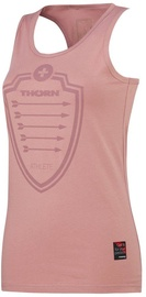 Thorn Fit Arrow Tank Top Powder Pink S