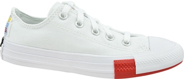 Кроссовки Converse Chuck Taylor All Star Junior Low Top 366993C White 33.5
