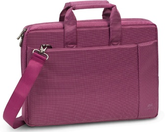 Rivacase Central Laptop Bag 15.6'' Purple