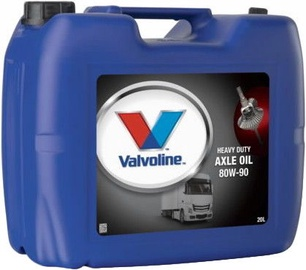 Valvoline Light & Heavy Duty Axle Oil 80w90 20l