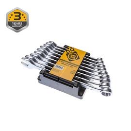 Forte Tools 481501 Combination Spanner Set 11pcs