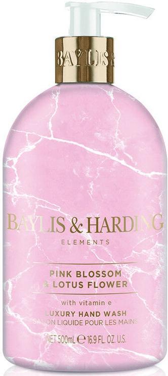 Baylis & Harding Elements Hand Wash 500ml Pink Blossom/Lotus Flower