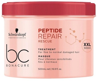 Schwarzkopf Bonacure Peptide Repair Rescue Treatment 500ml