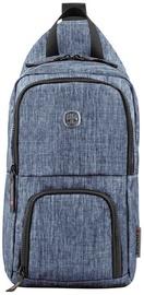 Wenger Console 605031 One Shoulder Backpack Blue
