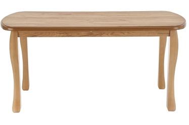 Обеденный стол Halmar Arnold, дубовый, 1500x800x750мм