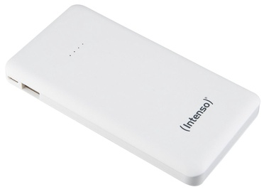 Ārējs akumulators Intenso Slim S10000 White, 10000 mAh