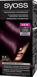 Matu krāsa Syoss Color Permanent 3 3 Dark Violet