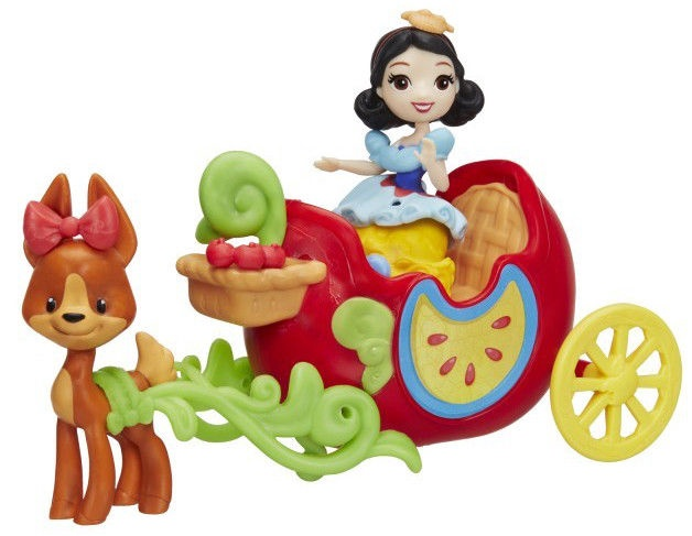 Фигурка-игрушка Hasbro Disney Princess Little Kingdom Sweet Apple Carriage C0534