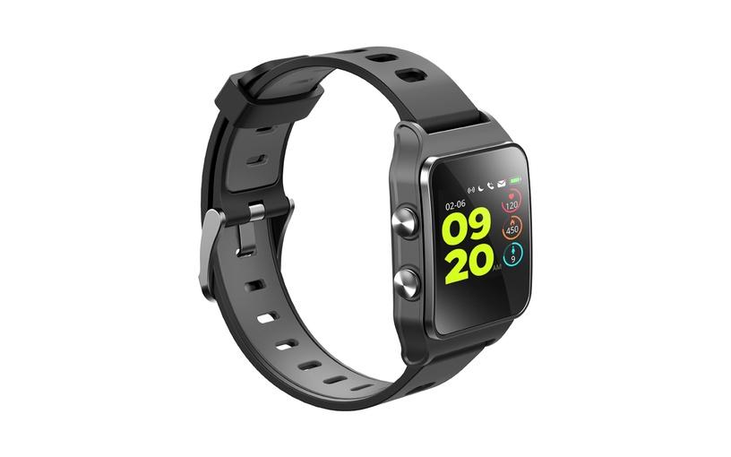 Умные часы Sponge Move Pro GPS Black