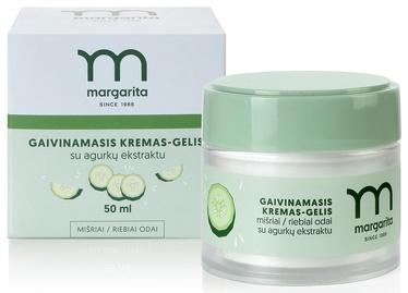 Гель Margarita Refreshing Cream Gel 50ml Cucumber