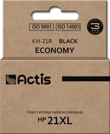 Actis Cartridge For HP 20ml Black