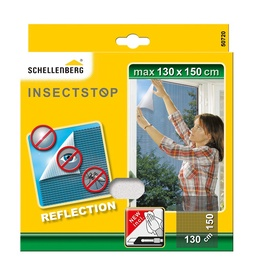 Schellenberg Insectstop Reflection White 1300x1500mm