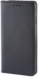 Mocco Smart Magnet Book Case For Huawei P10 Lite Black