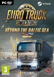 Компьютерная игра Euro Truck Simulator 2: Beyond the Baltic Sea Expansion Pack PC
