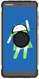 Mobilais telefons RugGear RG850 Black, 32 GB