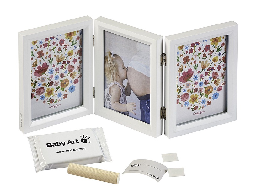 Baby Art Double Print Frame My Baby Touch Carolyn Style