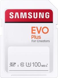 Карта памяти Samsung Evo Plus SD UHS-I U3 128GB MB-SC128H/EU