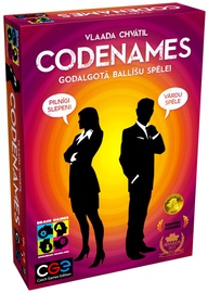 Brain Games Codenames LV