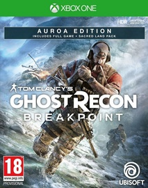 Tom Clancy's Ghost Recon Breakpoint Auroa Edition incl. Sacred Land Pack Xbox One