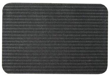 Придверный коврик Verners Seria 500 899-000 Black, 600x400 мм