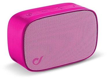 Bezvadu skaļrunis Cellular Line Fizzy Pink, 3 W