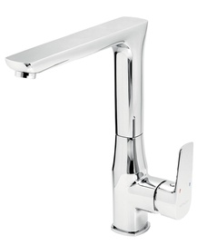 Virtuves jaucējkrāns Novaservis Metalia 58 Sink Mixer Chrome