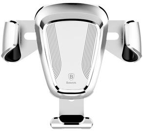 "Держатель для телефона Baseus Gravity Air Vent For 4-6"" Devices Silver"
