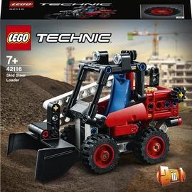 Конструктор LEGO Technic Фронтальный погрузчик 42116, 139 шт.