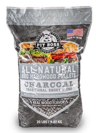Pit Boss Charcoal Blend Hardwood Pellets 9kg