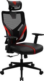 Spēļu krēsls Thunder X3 YAMA1 Black/Red