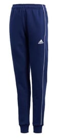 Adidas Core 18 Jr Sweat Pants CV3958 Dark Blue 152cm