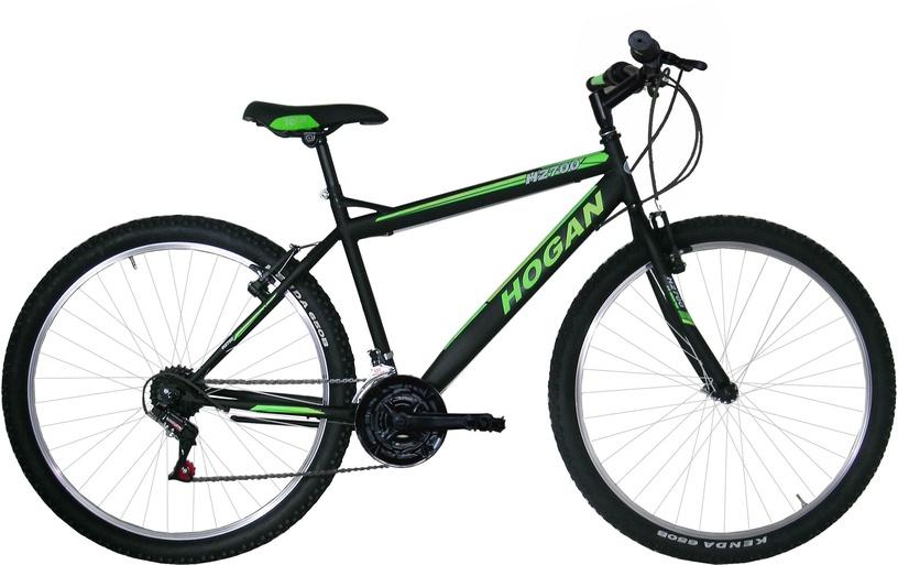 "Велосипед Henry Hogan SMU27118B UOMO MTB Black/Green, 19.3"", 27.5″"