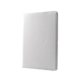"""TakeMe Eco-leather 360 Rot Book Case For Samsung Galaxy Tab S4 (2018) 10.5"""" T830 / T835 White"""