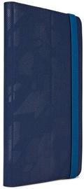 """Case Logic CBUE-1207 Surefit Folio For 7"""" Tablets Dress Blue"""