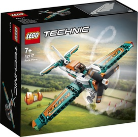 Constructor LEGO Technic Race Plane 42117