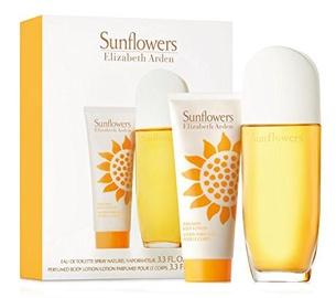 Туалетная вода Elizabeth Arden Sunflowers 100 мл EDT + 100 мл Лосьон для тела
