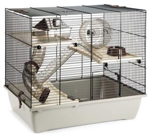 Клетка для грызунов Beeztees Pinky 3, 500 мм x 330 мм x 450 мм