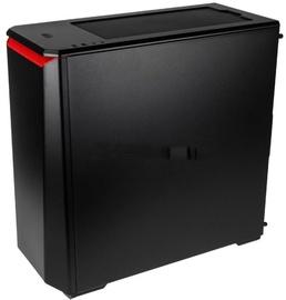 Phanteks Eclipse P400 Midi-Tower Black/Red