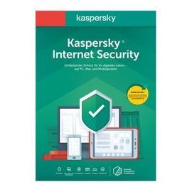 Kaspersky Internet Security 2020 - Box Pack 1Y