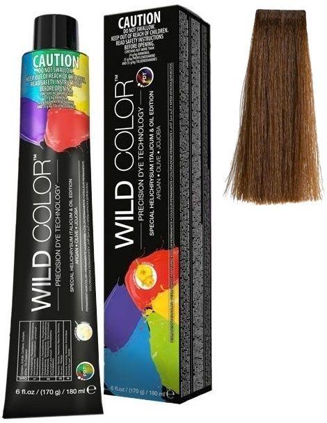 Wild Color Permanent Hair Color 180ml 7.73 7CB