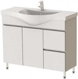 Шкаф для ванной Juventa Monika 100 White